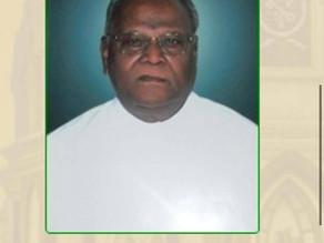 Adieu to Msgr. T Jabamalai