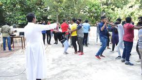 Basilica Deanery Youth Leaders Meet