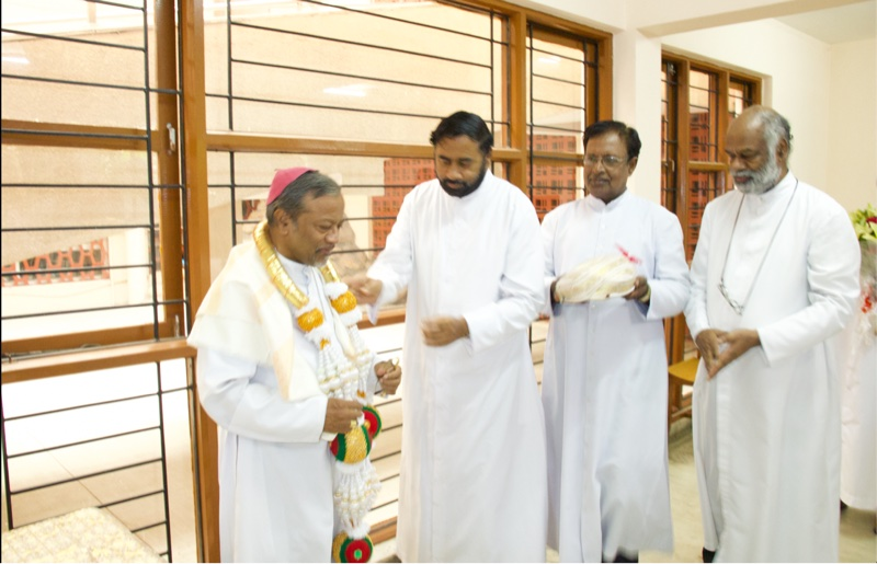 A Feast day Celebration to the Shepherd of Bangalore Archdiocese