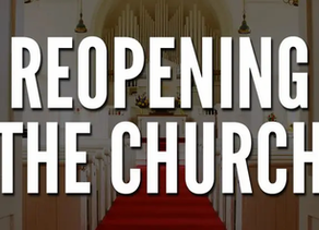 Archbishop Peter Machado's directives for reopening of churches post September 10th 2020