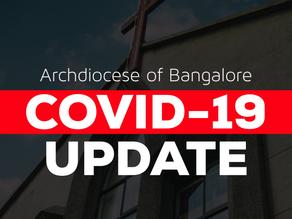 Archdiocesan COVID-19 Update!