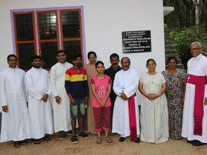 Belthangady: Key handing over to 6 Flood affected families