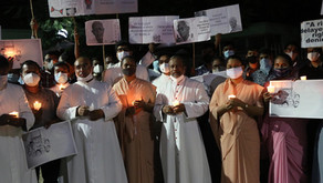 National Justice Day observed in honor of Fr. Stan Swamy