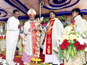 Golden Jubilee- Christha Prabhalaya Epiphany Church