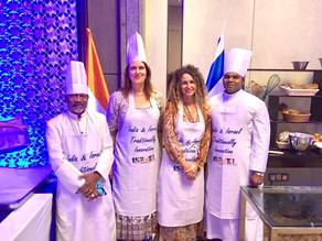 """Shabbat Dinner"", Consul General of Israel invite Archbishop."