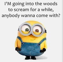 Feel Like Screaming?