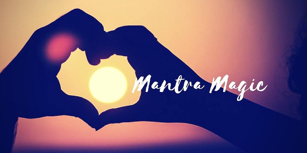 Mantra Magic Kirtan July