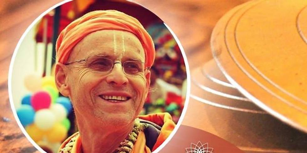 Kirtan Night with Kadamba Kanana Swami at Heart & Soul Meditation