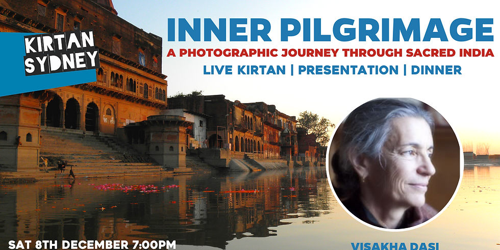 Inner Pilgrimage: A photographic Journey through Sacred India