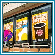 Window Decals / Window Signs