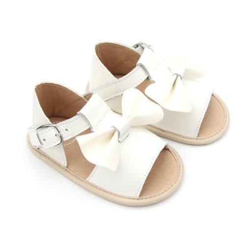 Sparkly Bow Sandal