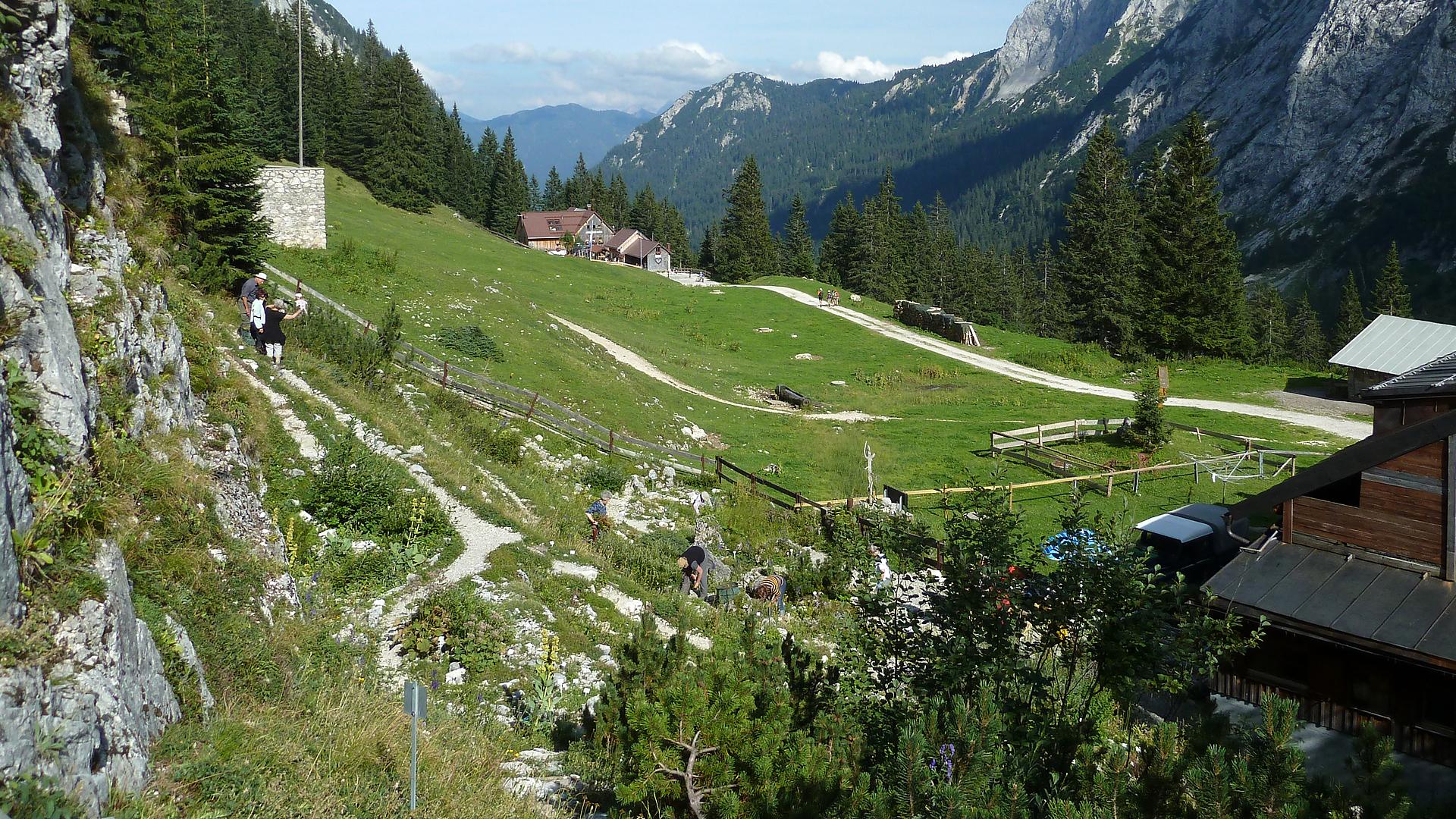 Alpengarten Ost