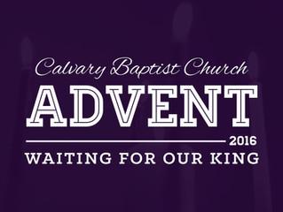 Advent Devotional: Week Four - Saturday