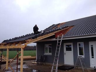 Talis Holzhaus Bautagebuch