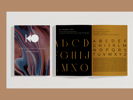 Eclectic Modernism in Graphic Design