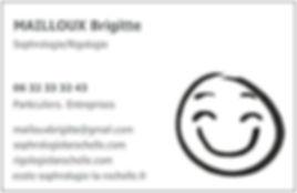 sophrologue la rochelle Brigitte Mailloux