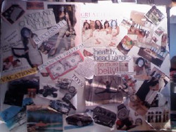 From Vision Board SEssion