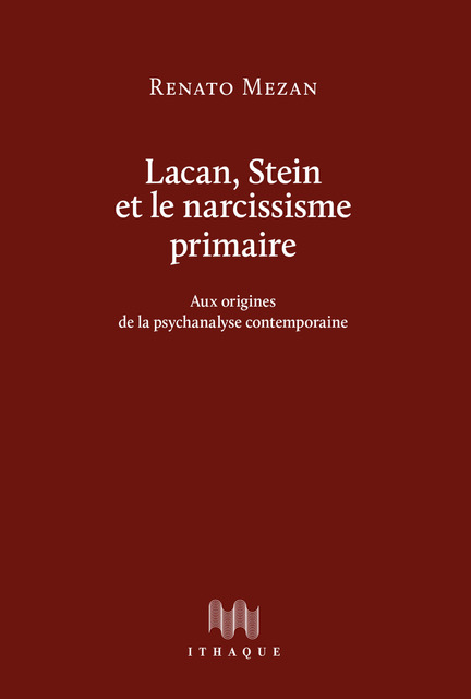 Lacan,Stein et le narcissisme primaire