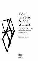 Ithaque éditions, Gregorio Kohon, Kafka, Louise Bourgeois