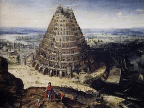 Accepter Babel (1), ou les malheurs d'une traduction qui se voulait parfaite