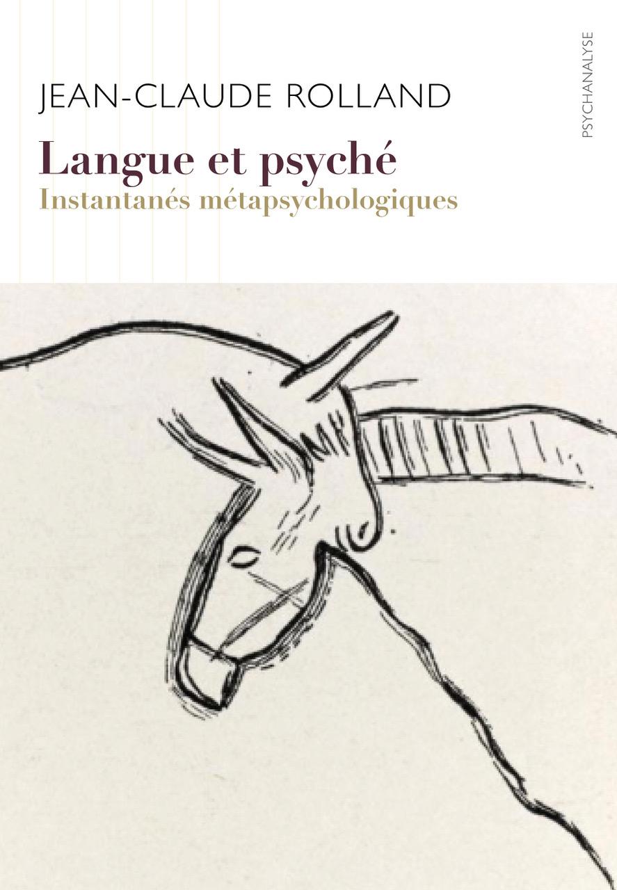 Langue et psyché