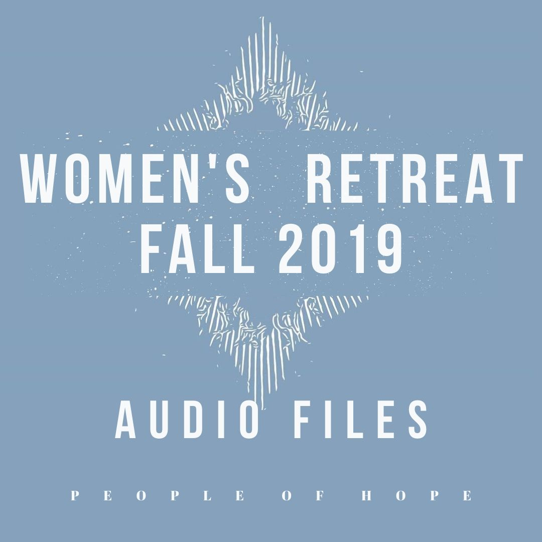 WOMEN's RETREAT Fall 2019