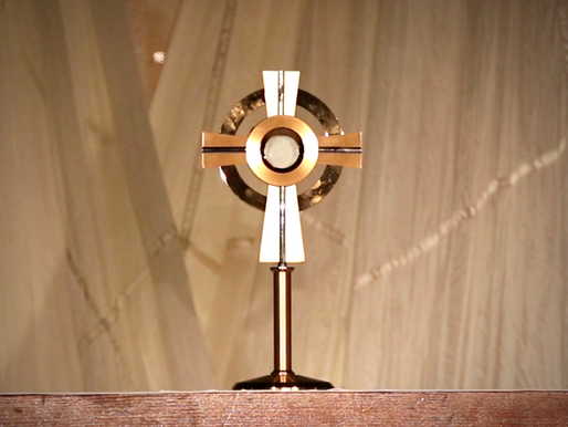 In His Presence: 24 Hour  Adoration for our Virtual Fall Retreat