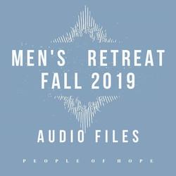 MEN's RETREAT Fall 2019 (1)