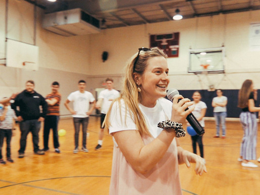 A Reflection on Service : IGNITE Youth Ministry