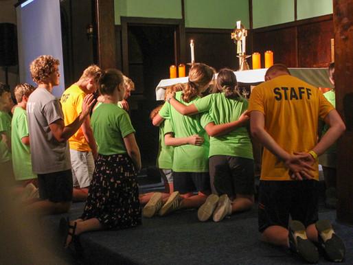 Camp Hope 2021 Testimonies