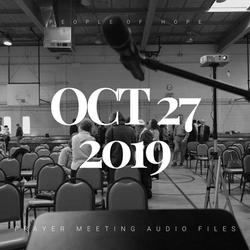Oct 27, 2019