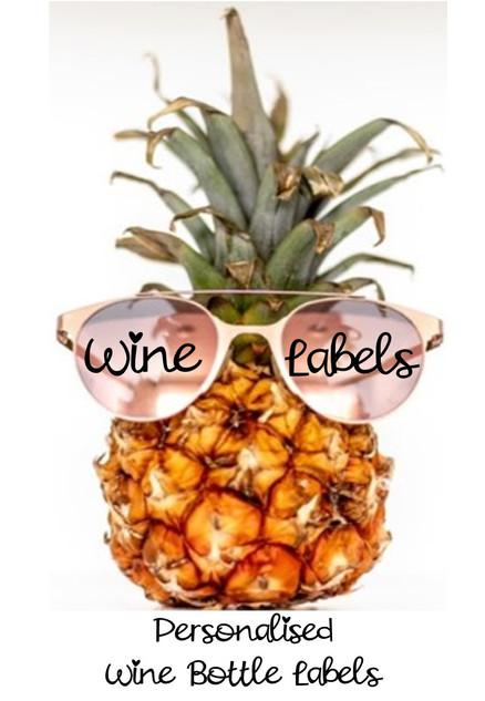 Personalised Pineapple