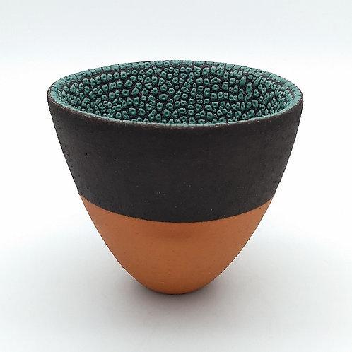 Deep Green Decorative Bowl
