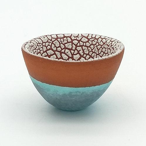 Tiny Terracotta Bowl