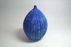 Large Scratched Speckle Form - 2011.