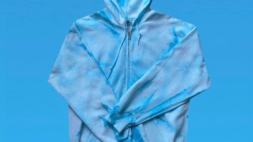 THE OFFICIAL ZIP UP HOODIE UNISEX