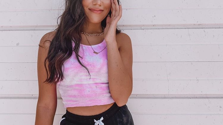 THE OFFICIAL RAW CUT CROPPED CAMI