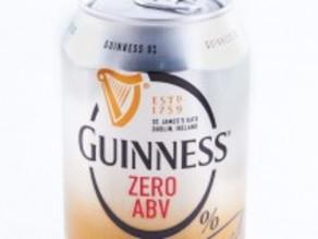Guinness sans alcool ?