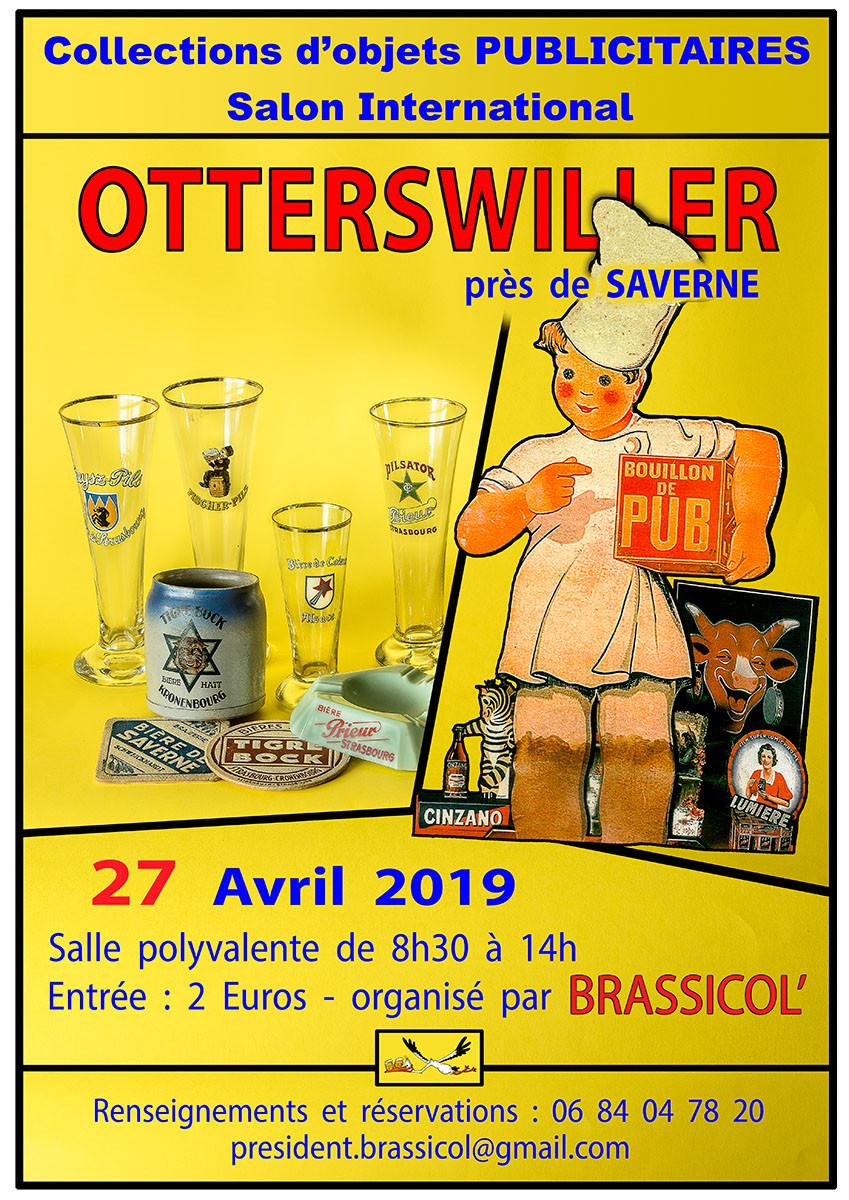 Bourse Tégesto 2019 + salon de la pub !