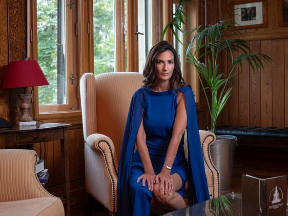 Portréfotózás - Michele Einert színésznő