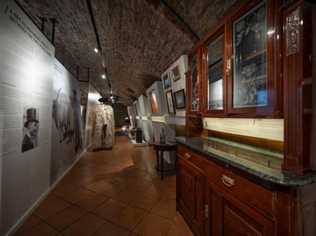 Interior fotózás - Pálinka Múzeum