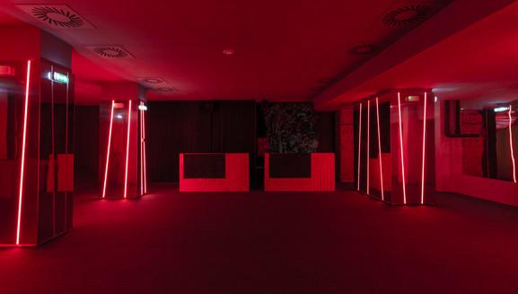 Interior fotózás - Terem Club