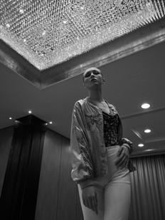 Fashion portréfotózás - Supermodel of the year gála
