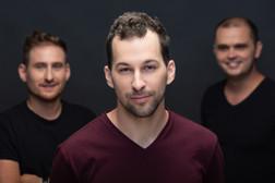 Biznisz Boyz Podcast - csapatfotózás