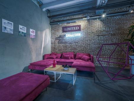 Interior fotózás - Mobilsofa Showroom