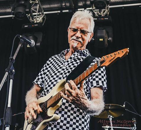 A photo of Mark Burton Musician