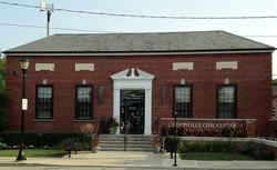 Libertyville Civic Center Exterior