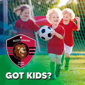 Fall Kids Soccer: $60 for 6 Weeks! Jelco's Juniors Sign Up Open