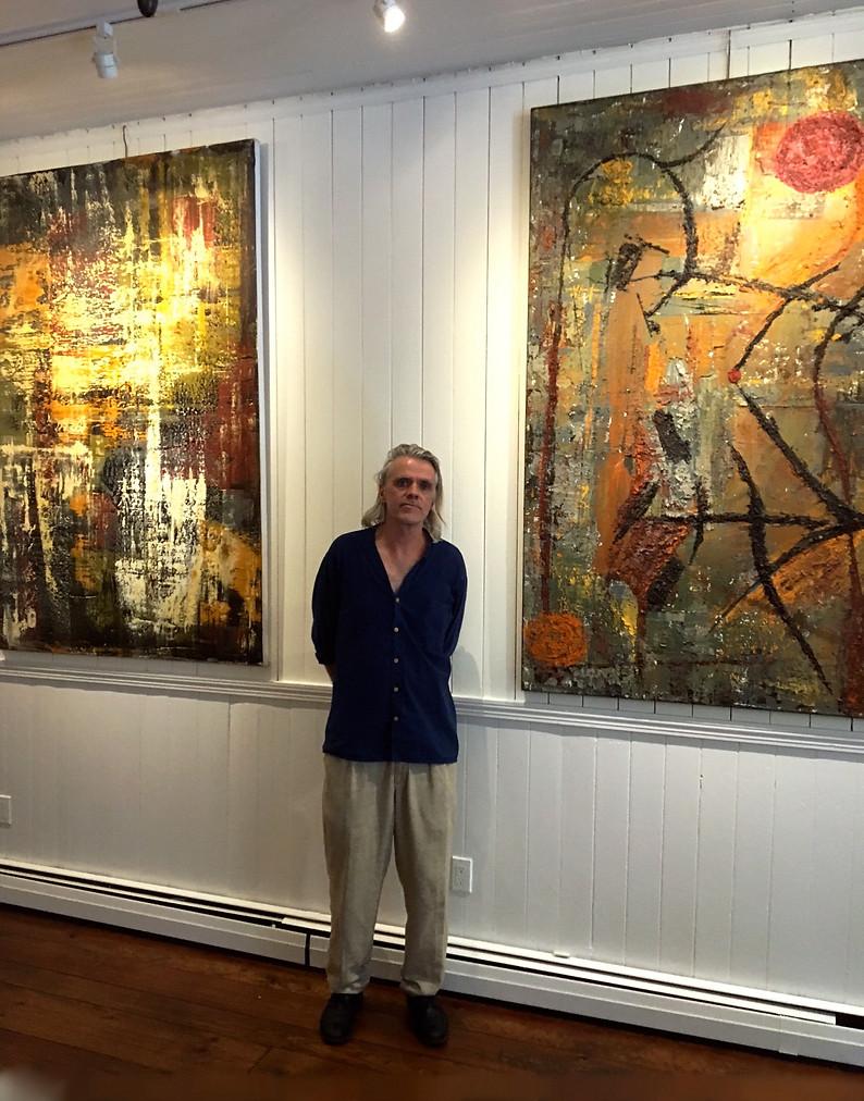 Matthias at Gallery 67