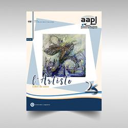 Bulletin trimestriel pour AAPL - Association des Artistes Peintres de Longueuil réalisé dans Indesign CC Visionnez sur Calaméo